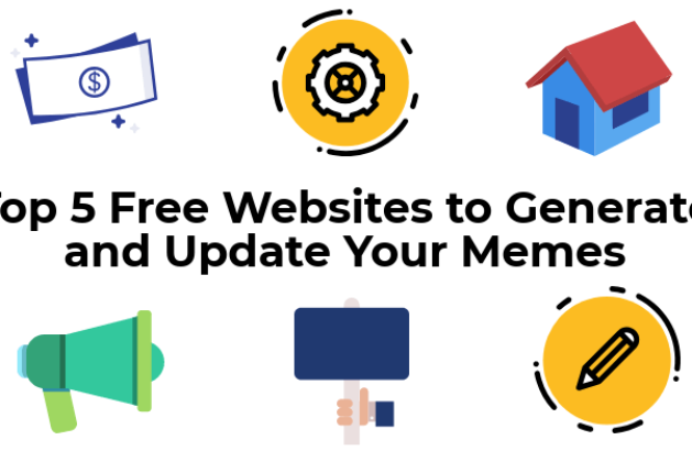 Top 5 Free Websites to Generate and Update Your Memes