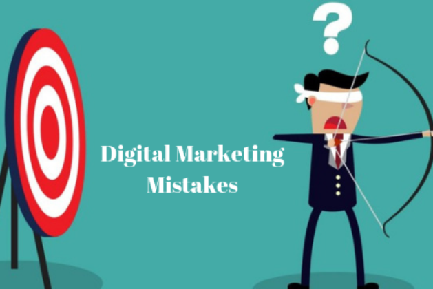 Digital Marketing Mistakes: Know How To Avoid Them