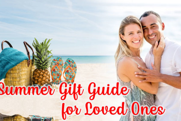 Summer Gift Guide: Choose the Perfect Gift for Your Beloved