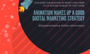 Video Animation Makes Up a Good Digital Marketing Strategy