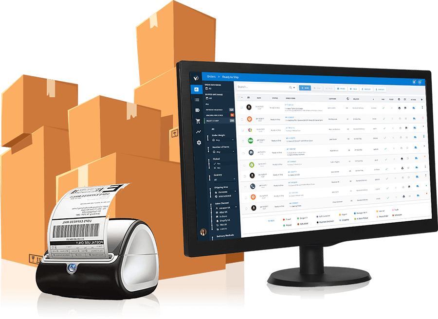 Ecommerce-Shipping-Software