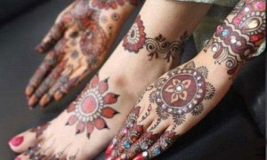 Arabic Mehndi Designs That'll Rule The Hearts