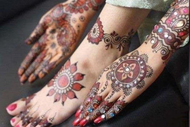 Arabic Mehndi Designs That'll Rule The Hearts