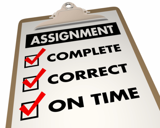 assignment tests