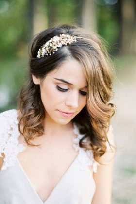 Side Swept Curls hairstyles