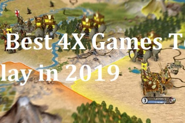 7 Best 4X Games To Play in 2019