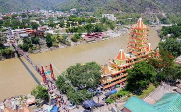 Rishikesh in Haridwar