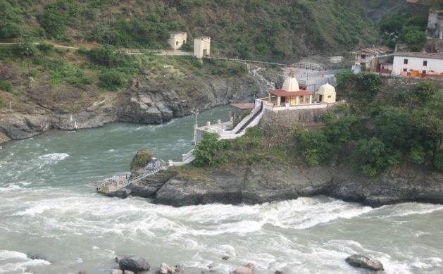 Rudra Prayag in Kedarnath