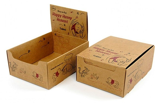 Adorable and Creative Cardboard food boxes to make your meal special and safe