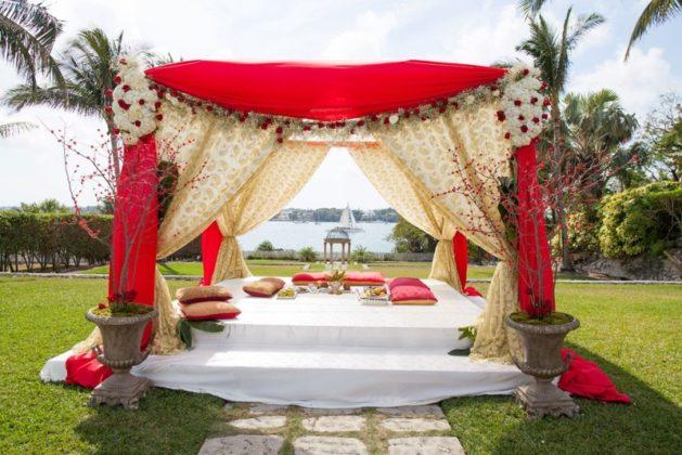 Marriage gardens