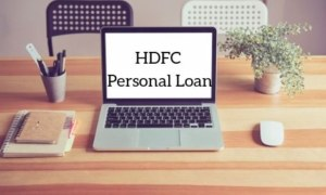 HDFC Personal Loan – Eligibility and Interest Rates