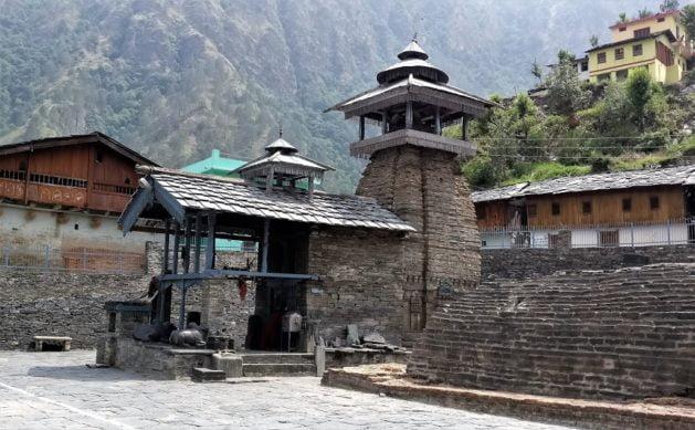 Lakhamandal Temple Complex