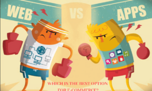 Web Vs App: Which Is The Best Option For E-Commerce Business?
