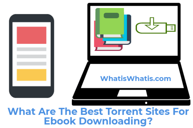 What are the best EBook Torrent Sites to download free Ebooks in 2019-20?