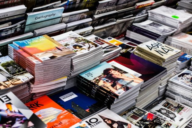 What are the best fashion magazines in India?