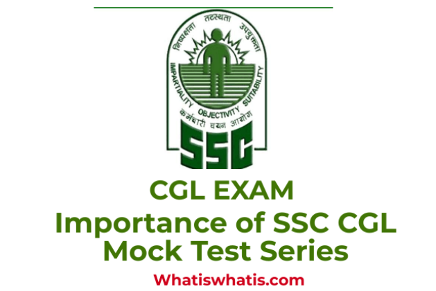 Importance of SSC CGL Mock Test Series