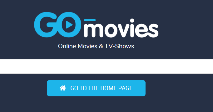 GoMovies: New Online Movie streaming site