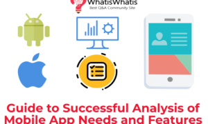 Guide to Successful Analysis of Mobile App Needs and Features