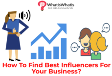 How To Find Best Influencers For Your Business?