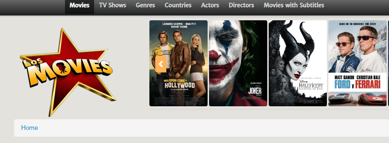Los Movies: Free Movies Online Streaming Site