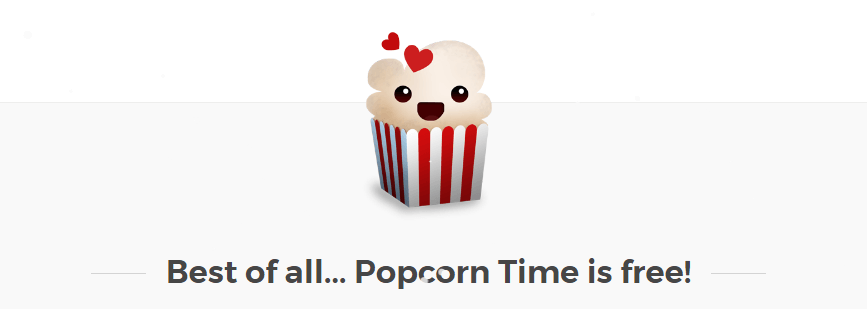 PopcornTime Streaming Site for Watch Movies Online