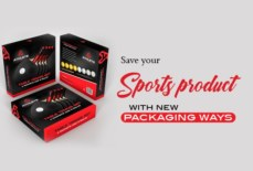 How to Save Sports Product with new Packaging Ways?