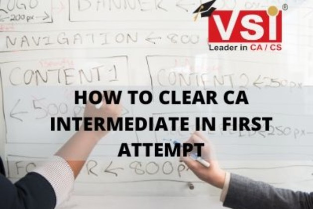 How to Clear CA Intermediate in First Attempt?