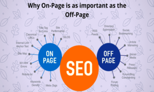 Why On-Page SEO Is As Important As The Off-Page?