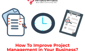 How to Improve Project Management in Your Business?