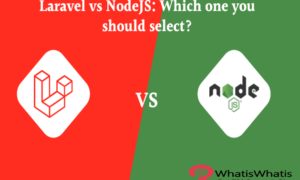 Laravel vs NodeJS: Which one you should select?