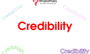 What are the Reasons Your Business Lacks Credibility?