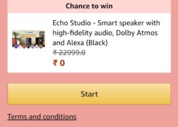 Amazon Quiz Answers Today for 23rd February 2021