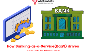 How Banking-as-a-Service (BaaS) drives growth in Fintech?