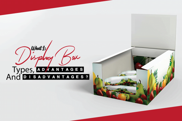 What is Display Box, Types, Advantages and Disadvantages?