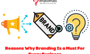 Reasons Why Branding Is a Must For Every Business