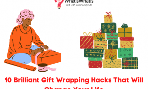 10 Brilliant Gift Wrapping Hacks That Will Change Your Life