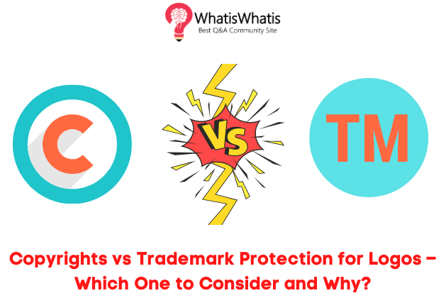 Copyright vs Trademark Protection for Logos – Which One to Consider and Why