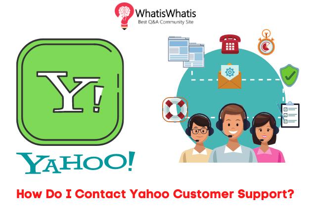 How Do I Contact Yahoo Customer Support?