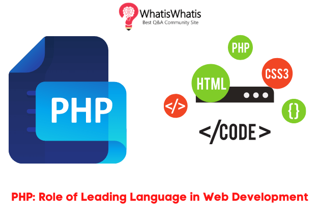 PHP: Role of Leading Language in Web Development