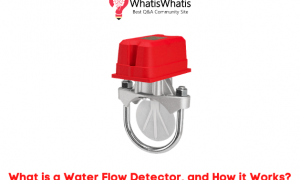 What is a Water Flow Detector, and How it Works?