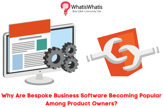 Why Are Bespoke Software Development Becoming Popular Among Product Owners?
