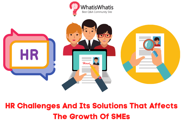 HR Challenges And Its Solutions That Affects The Growth Of SMEs