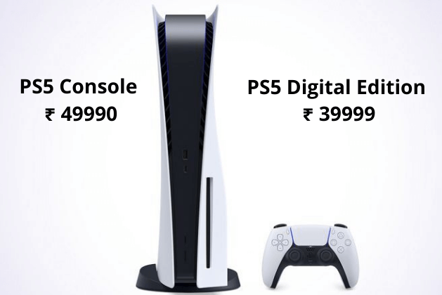Pre orders of Sony PS5 go out of stock in INDIA in few minutes