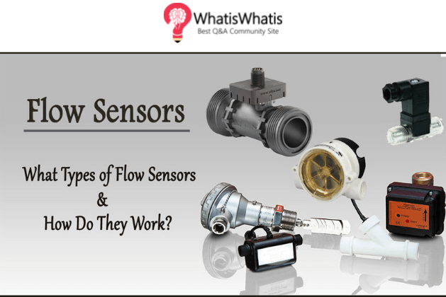 What Are The Types of Flow Sensors and How Do They Work?
