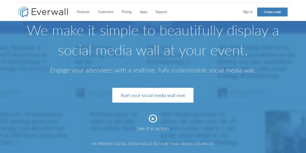 Everwall Twitter Feed Widget