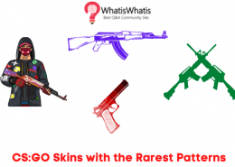 CS:GO Skins with the Rarest Patterns