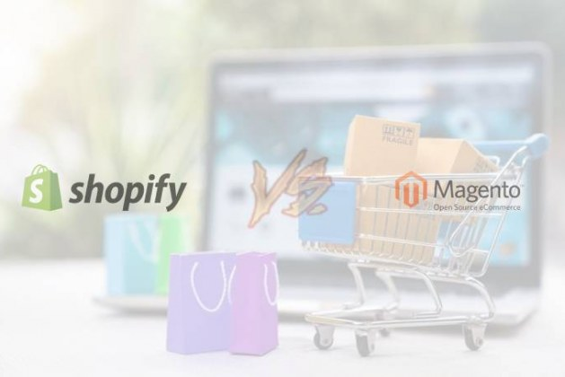 Shopify or Magento – Which is the trendy one For Ecommerce Platform 2021?