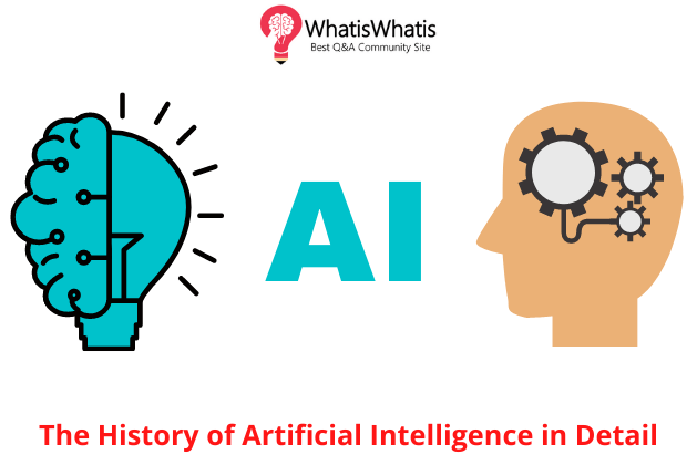 The History of Artificial Intelligence in Detail