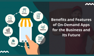 Benefits and Features of On-Demand Apps for the Business and Its Future